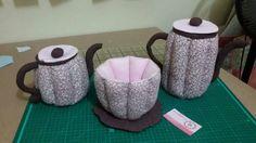 Um mimo a mais para um chá  gostosa com as amigas♡