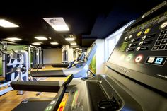 Fitness centre #hotel #spa #wellness #sport #gym #fitness #centre #work #out