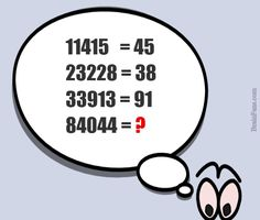 Brain Teaser | Just a math puzzle More