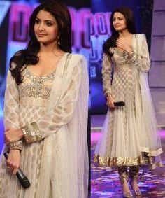 Manish Malhotra's Beautiful Anarkali Frock-