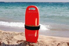 Buy Lifeguard Equipment by on PhotoDune. Lifeguard Equipment on Beach Summer Vacations, Lifeguard, Skateboard, Stock Photos, Beach, Products, Skateboarding, The Beach, Skate Board