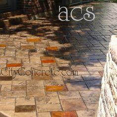 by Artistic Concrete Surfaces