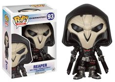 Funko Pop! Overwatch: Reaper - The Mighty Collector