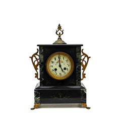 - Antique French Clock -