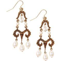 8f26b28af3121 44 Best designer earrings images | Designer earrings, Bead earrings ...