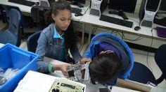 Construyendo los robots