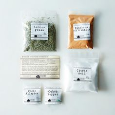 DIY Tonic Water Kit on Provisions by Food52