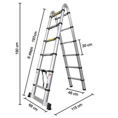 dimensions for ladders - Αναζήτηση Google