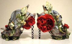 #AliceinWonderland  these are really cool! @Monica Deges