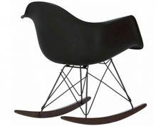 Fotel EPA RAR (Eames Plastic Armchair) Black Collection - Vitra - RAR-Black02.jpg