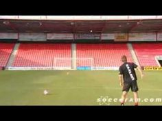 AFC Bournemouth - Crossbar Challenge On Soccer AM