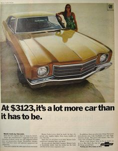 vintage chevy ad - Google Search