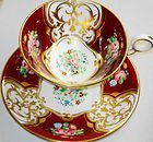 Samuel Radford Radfords WELLINGTON antique  Tea cup and saucer Teacup