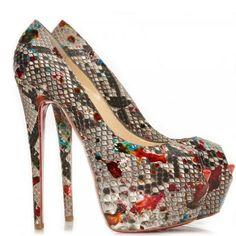 Stunning Women Shoes, Shoes Addict, Beautiful High Heels