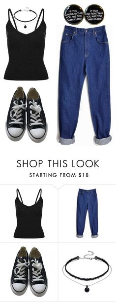 """""""Untitled #167"""" by conformtouskids on Polyvore featuring Converse"""