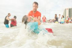 The Gauntlet, in its seventh year, ran from July 29 to August 2, 2013, and saw 2,500 middle and high school students and 1,000 volunteers and support staff gather for a summer youth camp in Daytona Beach, Fla. #gauntlet13