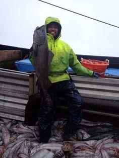 Black Cod.... Black Cod, Alaska Fishing, Guns, Boots, Fishing, Weapons Guns, Crotch Boots, Heeled Boots, Pistols