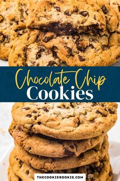 Get ready to make the best chocolate chip cookies you have ever tried! Ready to enjoy in less than 30 minutes, these cookies are heavenly! Simple, but oh so perfect! Chocolate Thumbprint Cookies, Best Chocolate Chip Cookie, Silicone Baking Sheet, Cooking Cookies, Frozen Cookies, Favorite Cookie Recipe, Soft Sugar Cookies, How To Make Cookies, Stick Of Butter