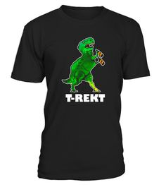 """# T-Rekt Dinosaur Drinking T-Rex Wrecked T-Shirt .  Special Offer, not available in shops      Comes in a variety of styles and colours      Buy yours now before it is too late!      Secured payment via Visa / Mastercard / Amex / PayPal      How to place an order            Choose the model from the drop-down menu      Click on """"Buy it now""""      Choose the size and the quantity      Add your delivery address and bank details      And that's it!      Tags: It's time to party with this…"""