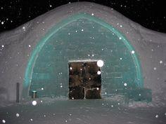 Jukkasjärvi-Sweden-Icehotel