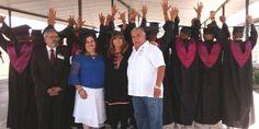 Asiste presidenta del DIF a ceremonia de graduación en CEINJURE
