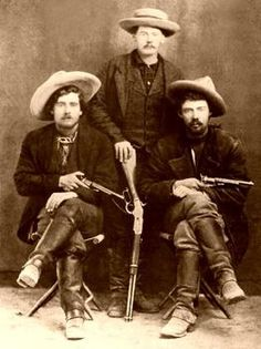 If you'd been alive during the time of the Wild West, what would you have been?  A gunfighter, a farmer, a saloon girl... ?