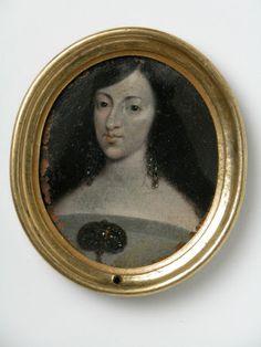 Marie Louise d'Orleans, Queen of Spain (1662-1689)