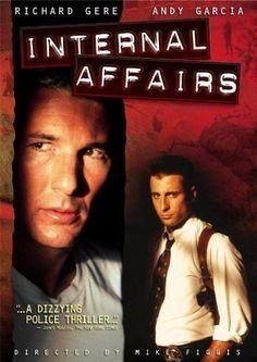 Internal Affairs: Richard Gere, Andy Garcia, Laurie Metcalf, Nancy Travis: Movies & TV