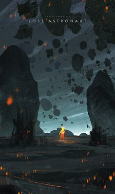 "Andi Koroveshi‎, Lost Astronaut spitpaint ""florian aupetit reference"""