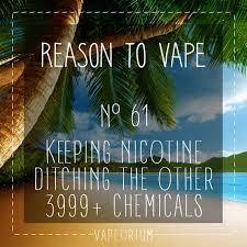 #reasons to #vape  #breatheic #breathe www.breatheic.com