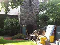 Goddard Chapel gets a handicapped accessible entrance  http://www.payscale.com/research/US/School=Tufts_University/Salary