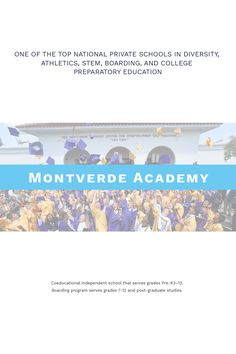 Montverde Academy is day and boarding school located just 25 minutes from beautiful Orlando, Florida. The school offer an engaging and challenging academic environment that inspires students to achieve at the highest level. Discover more about Montverde Academy and find all their articles, click on the image!