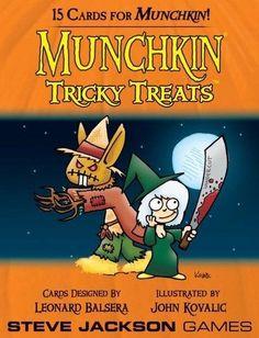 Amazon.com: Munchkin: Tricky Treats: Toys & Games