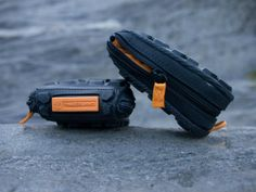 Radler Trail Camp Folding light weight Shoes that zips into itself