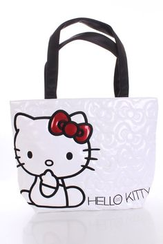 HELLO KITTY WHITE QUILTED WITH BOWS FAUX LEATHER TOTE @ Amiclubwear Handbags online store sales:Women's handbag,Cheap handbags,Oversize handbag,Leather handbag,Handbag Purse,Leather tote,Suede Bag,Shoulder bag,fashion accessories,Designer handbag,Celebrit