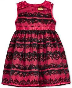 Penelope Mack Sequins & Mesh Tulle Dress, Baby Girls (0-24 months) - Dresses - Kids & Baby - Macy's