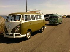VW Campers, travel in style!