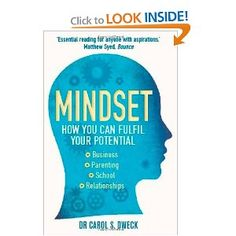 Quite often people set unnecessary limits to their improvement, and not just for themselves. Also to their children, colleagues, and subordinates. We should get rid of it!    Mindset- Carol Dweck!