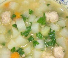 Rezept Kohlrabisuppe von S64 - Rezept der Kategorie Suppen