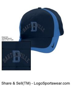 Check out this Bartlesville Nike golf Cap available at Bartlesville Blues