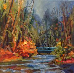Art by Marcela Strasdas : Morning Walk - - Oil on Canvas Daily Painters, Fine Art Auctions, Fine Art Gallery, Oil On Canvas, Artist, Painting, The Originals, Fine Art, Art Gallery