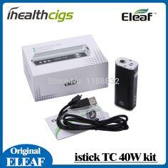 In stock New Eleaf iStick TC 40W temp control box mod istick TC40W sub-ohm temp box mod istick 40W | Price: US $27.74 | http://www.bestali.com/goto/32377721101/10