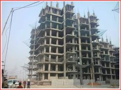 #SHRI Group 26 July 2013 Construction Progress of Tower-6