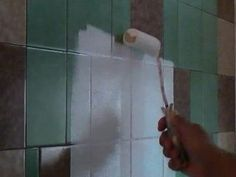 Tiling How To's - Tips For Painting Tiles from Ultimate Handyman. #DIY #Decorating #Decor