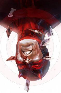 Daredevil Covers by Marko Djurdjevic