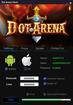 Dot Arena Hack Dot Arena Hack Android&iOS http://www.hacksbook.com/dot-arena-hack-cheats/