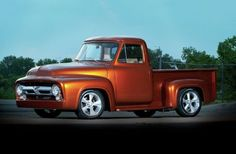 1953 Ford F-100 - Two-Timing Whiskey Runner