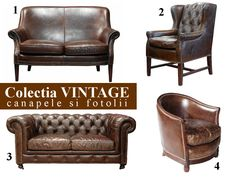 Ambianta vintage - canapele si fotolii care dau personalitate unui living. Toate prin Exotique Romania http://www.exotique.ro/index.php/mobilier-lemn-masiv/mobilier/mobilier-living/fotolii.html
