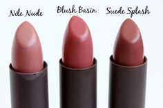 Burt's Bees NEW 100% Natural Lipstick with Swatches - The Mixed Bag