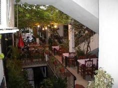 Tiny restaurant hidden away in the back-streets of Mijas